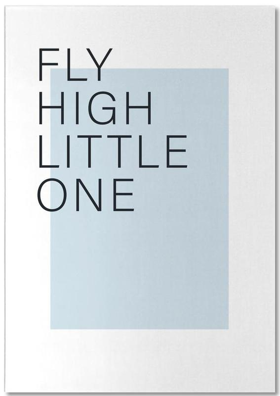 Fly High Little One Notepad