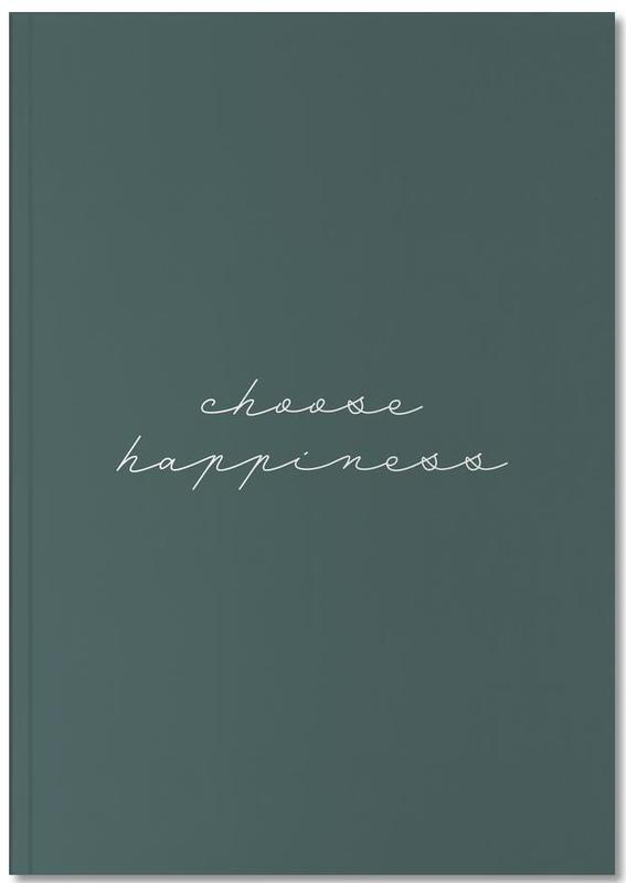 Choose Happiness Notebook