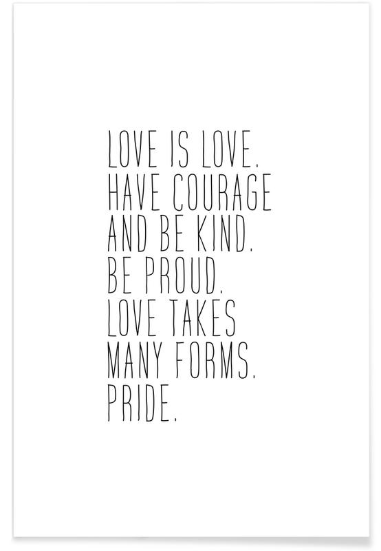 Love is Love -Poster