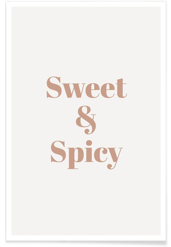 , Sweet and Spicy affiche
