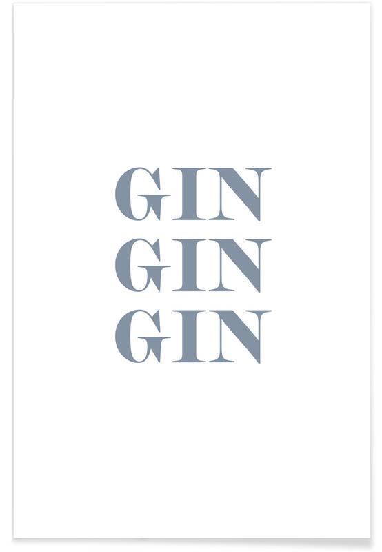 , Gin Gin Gin affiche
