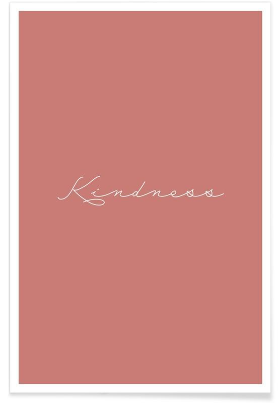 Motivational, Kindness Poster