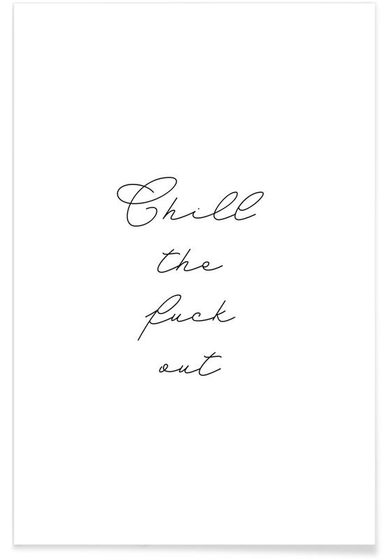 Motivation, Chillout affiche