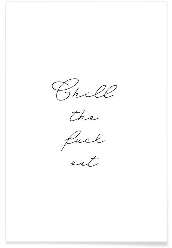 Motivatie, Chillout poster