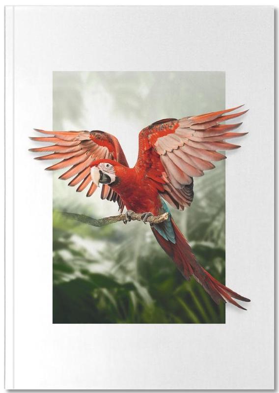 Nursery & Art for Kids, Parrots, PARROT Notebook