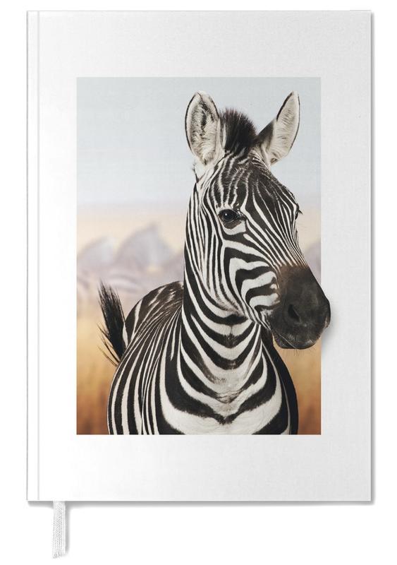 Zebras, Nursery & Art for Kids, ZEBRA Personal Planner