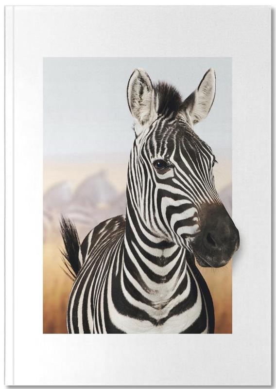Zebra's, Kunst voor kinderen, ZEBRA Notebook