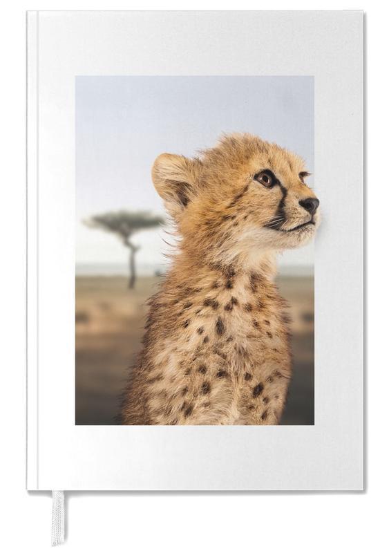 Nursery & Art for Kids, Cheetahs, CHEETAH CUB Personal Planner
