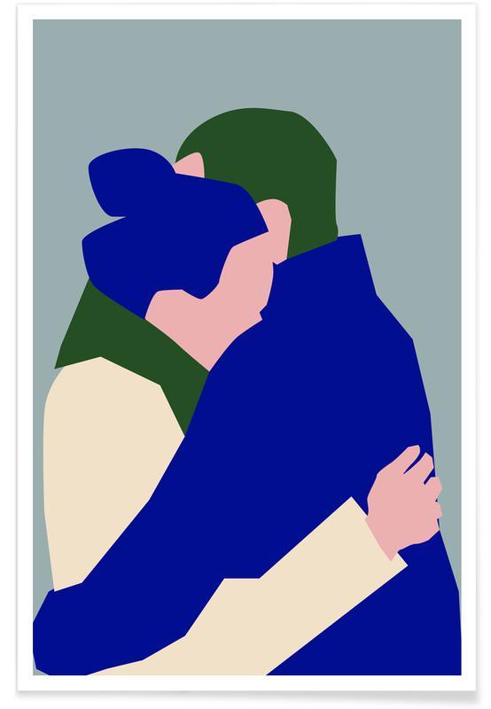 , Hug 1 affiche