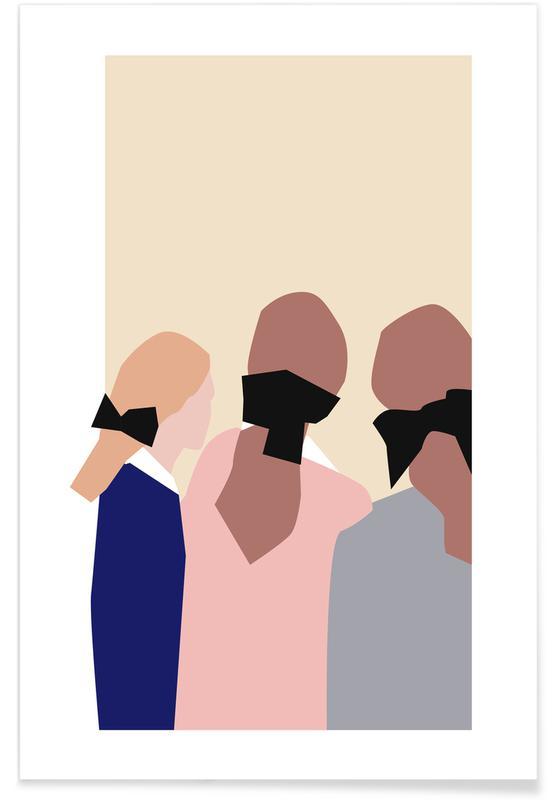 , Girls poster