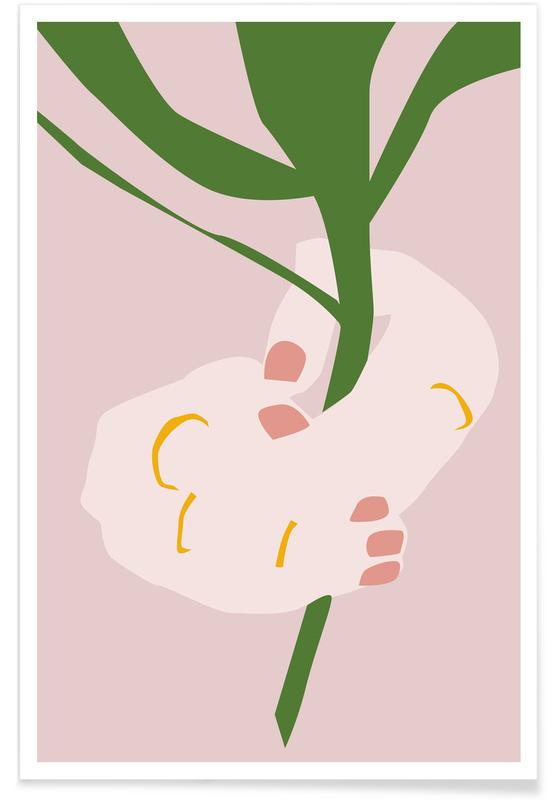 , Flower For You affiche
