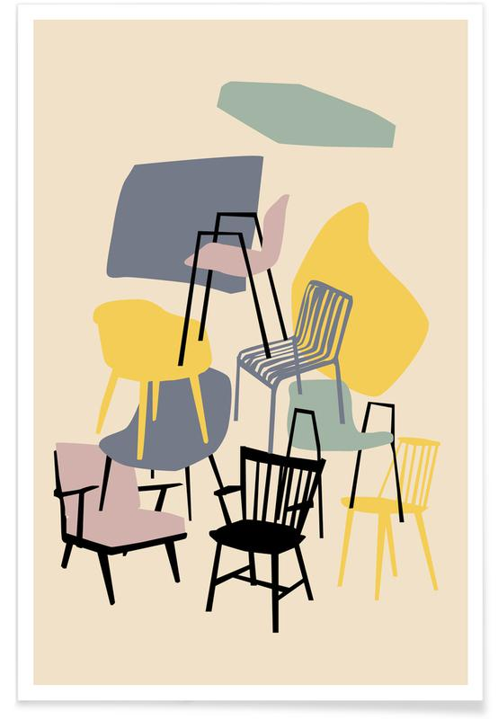 Architectonische details, Take A Seat poster