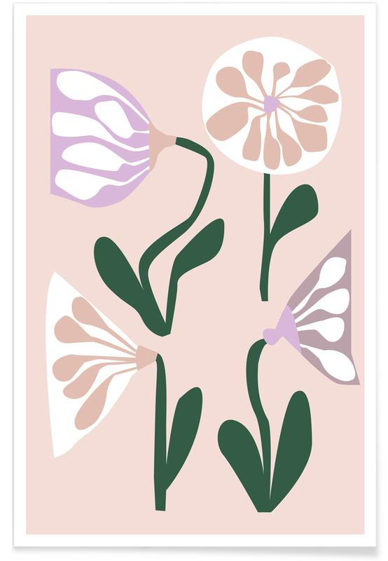 Détails corporels, Flower Boobs affiche