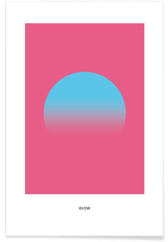 Glow #5 -Poster