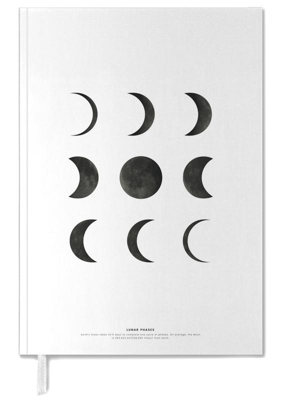 Lunar phases Personal Planner