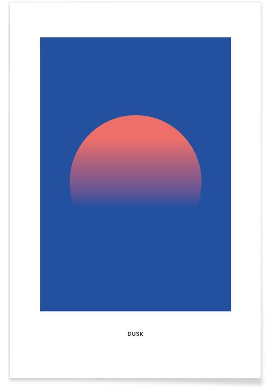 , Dusk #6 affiche