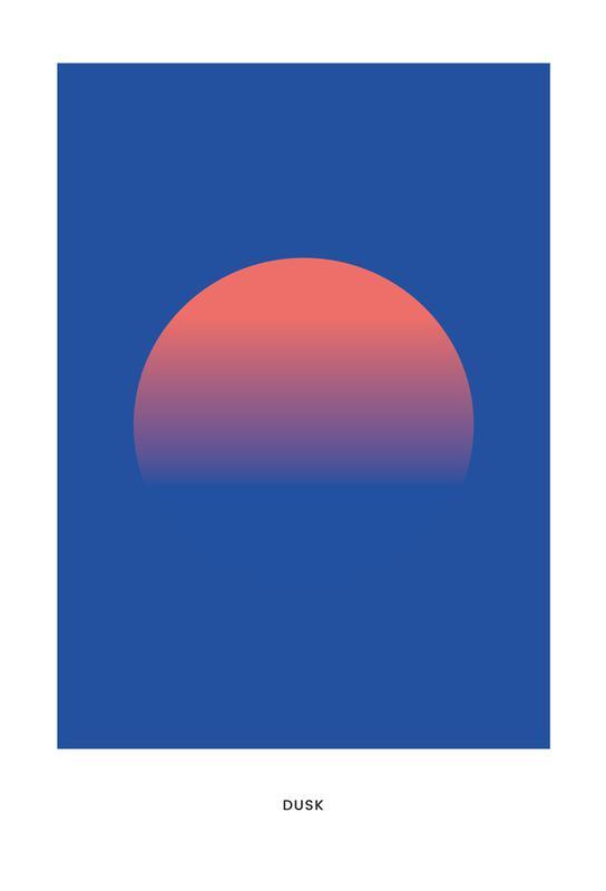 Dusk #6 acrylglas print