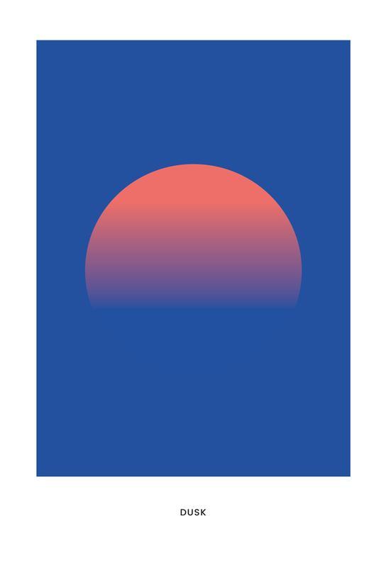 Dusk #6 -Acrylglasbild