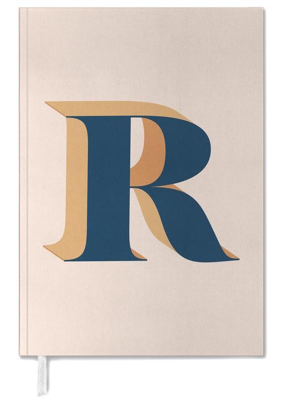 Blue R -Terminplaner