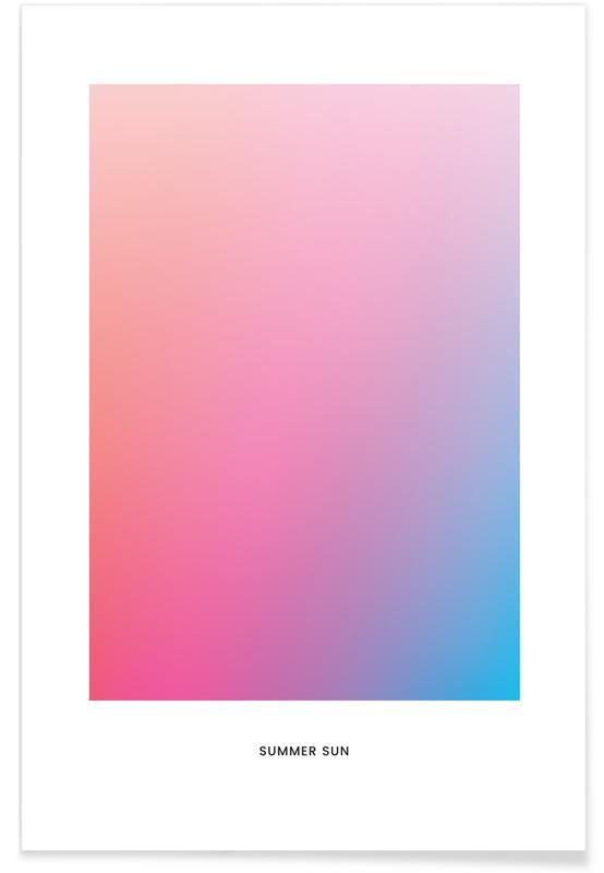 , Sun #7 Plakat