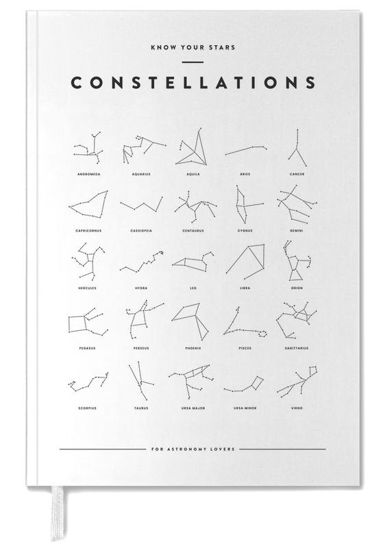 Constellation Chart Personal Planner