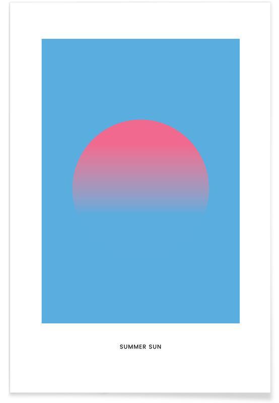 , Sun #8 Plakat