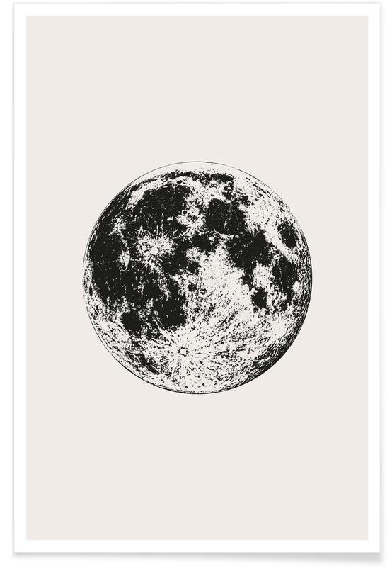 Lunar affiche