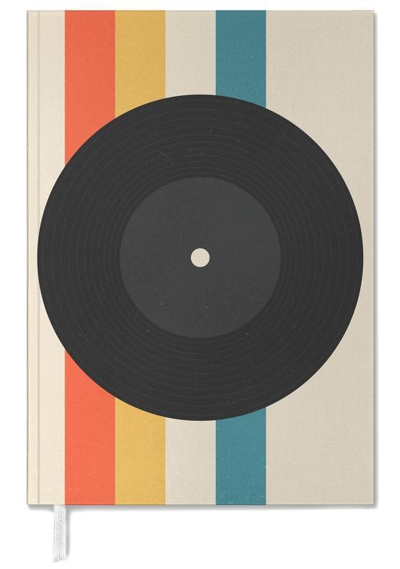Retro, Record -Terminplaner