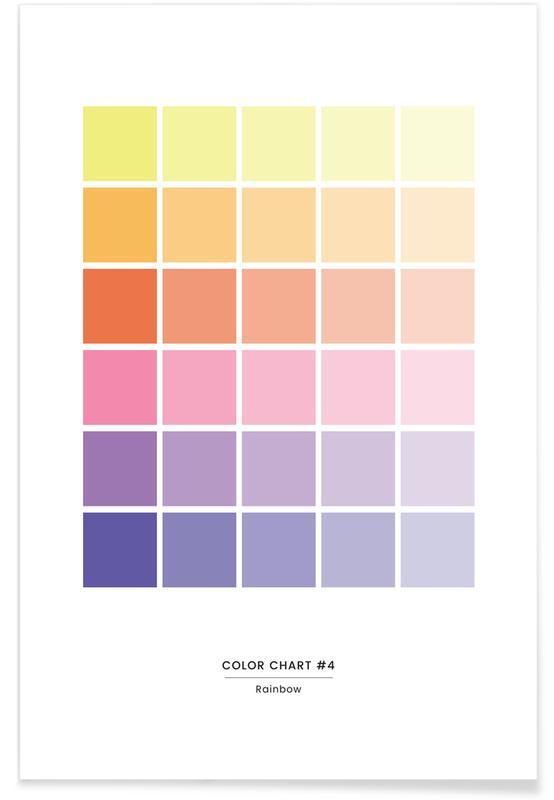 , Rainbow Plakat