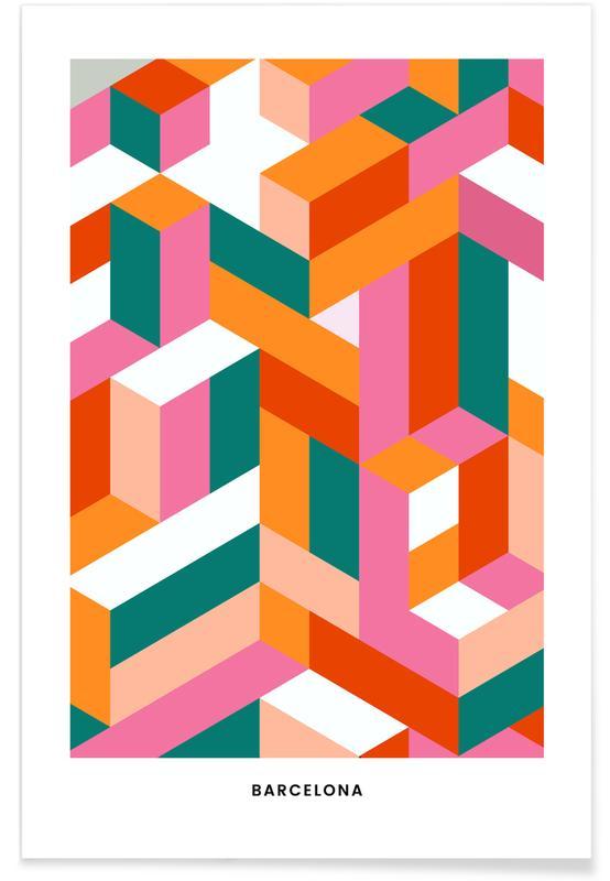 Barcelona -Poster