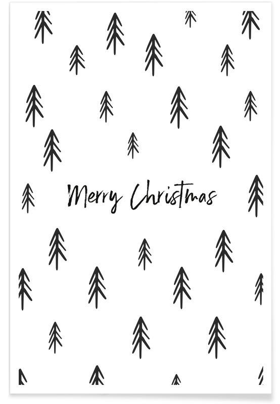 Noir & blanc, A Perfect Christmas affiche