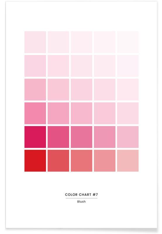 Blush -Poster