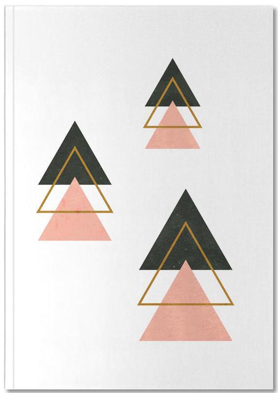 Noël, Winter Forest Notebook