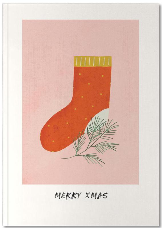 Kerst, Kunst voor kinderen, Stocking Notebook