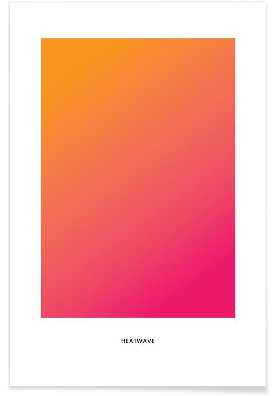 , Heatwave #2 póster