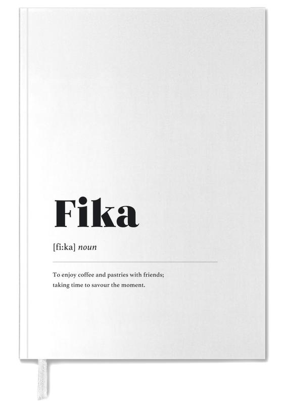 Fika Personal Planner