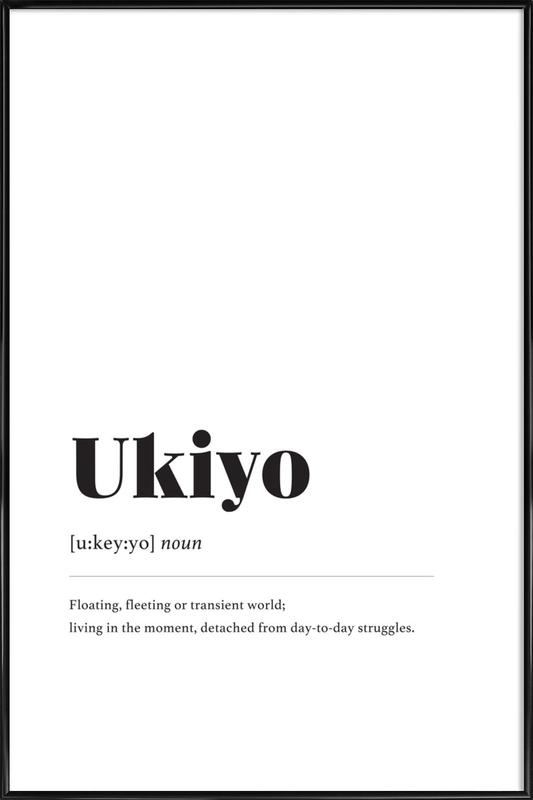Ukiyo Framed Poster