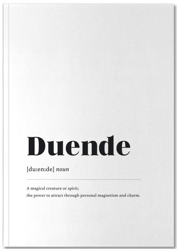 Duende Notebook