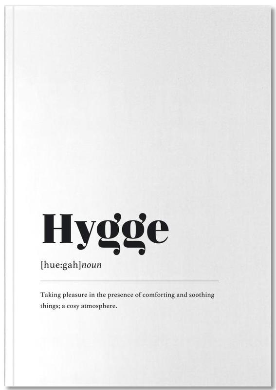 Hygge Notebook