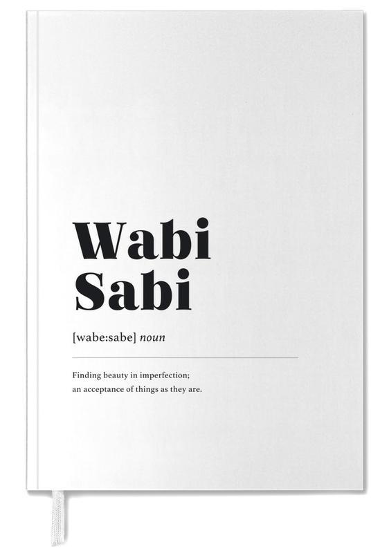 Wabi-Sabi agenda