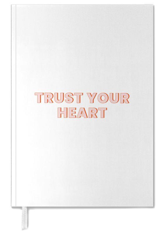 Trust Your Heart agenda