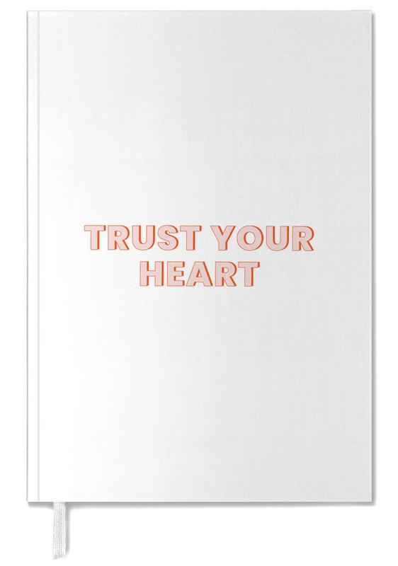Trust Your Heart Personal Planner