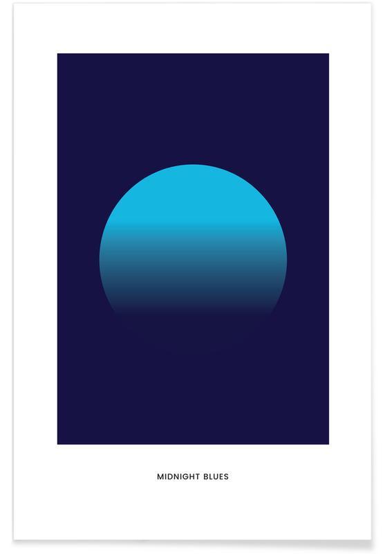 , Midnight #5 Plakat