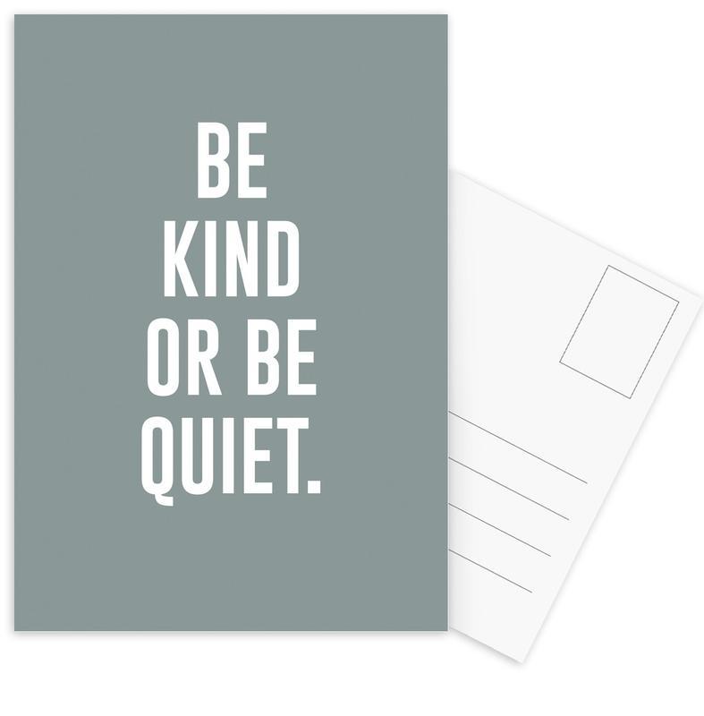 Be Kind cartes postales