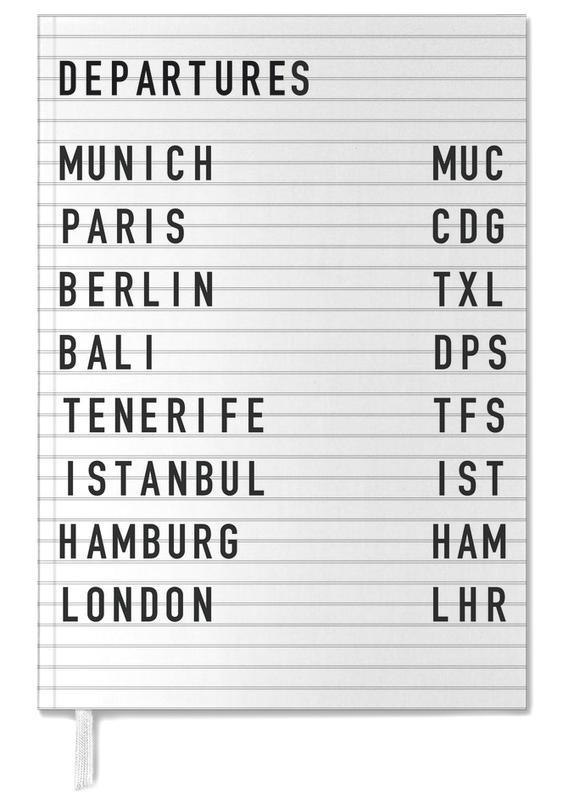 Departure Munich -Terminplaner