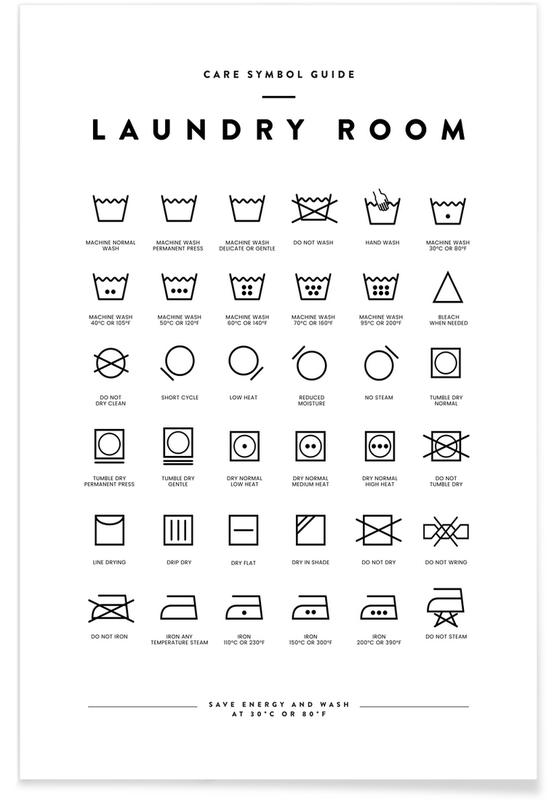 Laundry póster