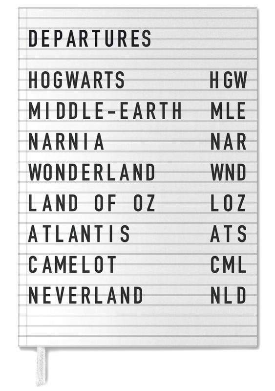 Fantasy Destinations agenda