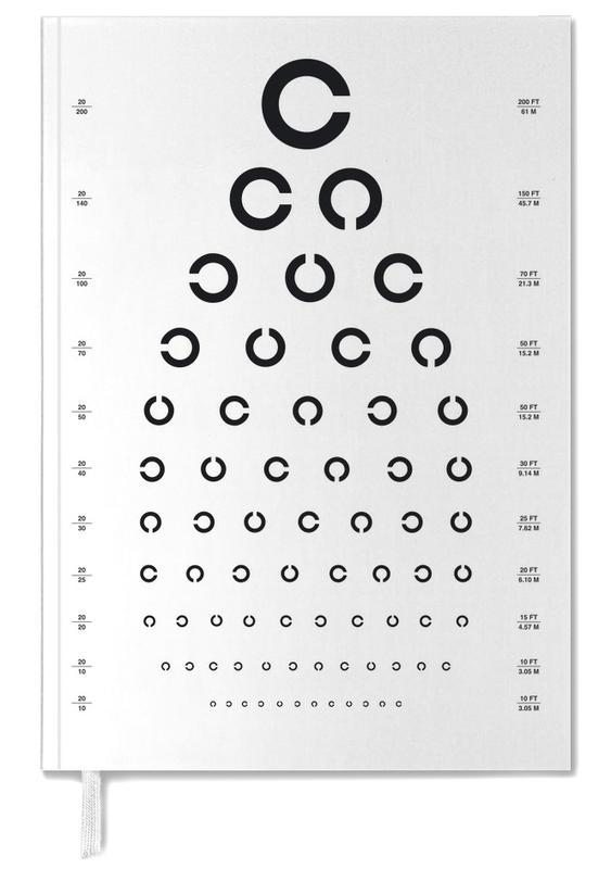 Eye Chart Japanese Design agenda