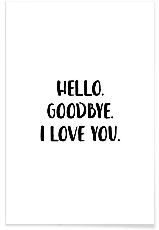 Hello Goodbye affiche