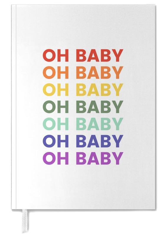 Oh Baby Rainbow agenda